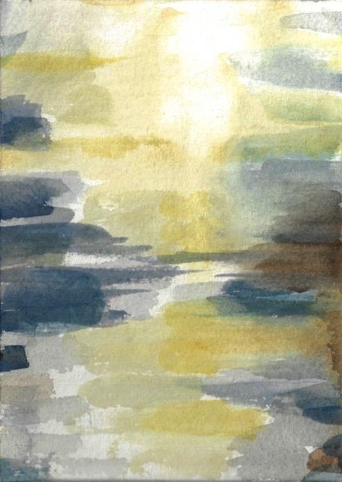 Sunset Panels 3