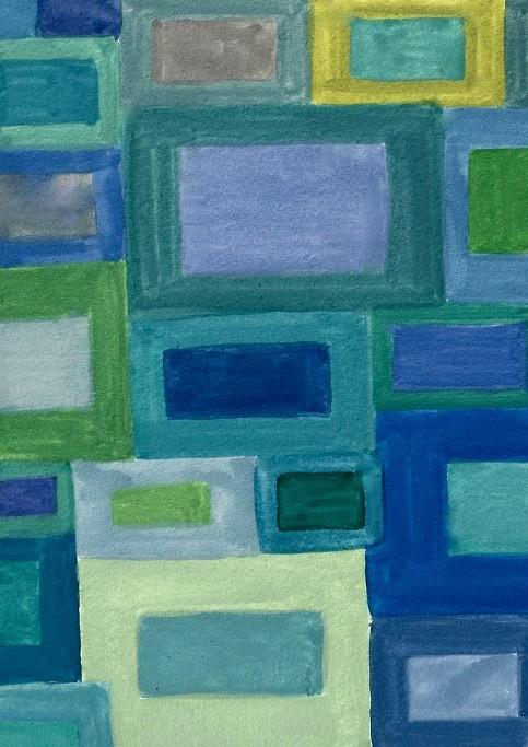 Shades of Blue V
