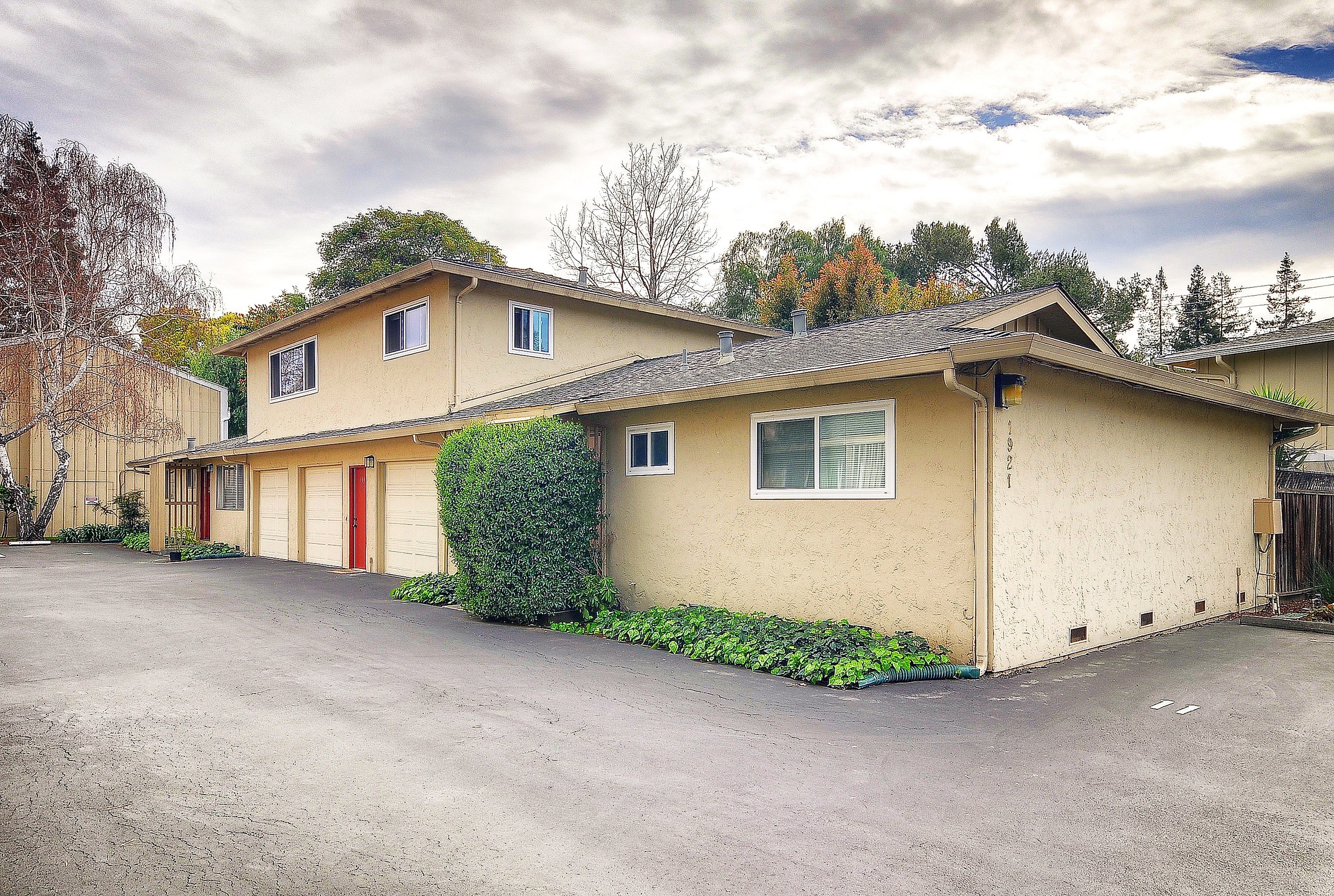 SOLD:  1921 Rock St #11, Mountain View  Beautiful, private townhouse  Offered at $615,000