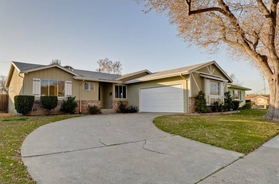 SOLD:  245 Casper St, Milpitas  Updated inside and out  Offered at $480,000 - represented buyer