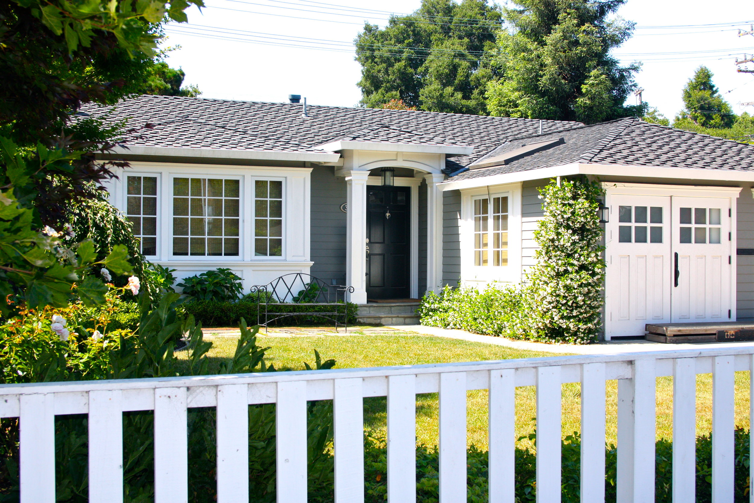 SOLD: 391 Hedge Rd, Menlo Park  Classic elegance in Suburban Park  Offered at $2,100,000 - represented buyer