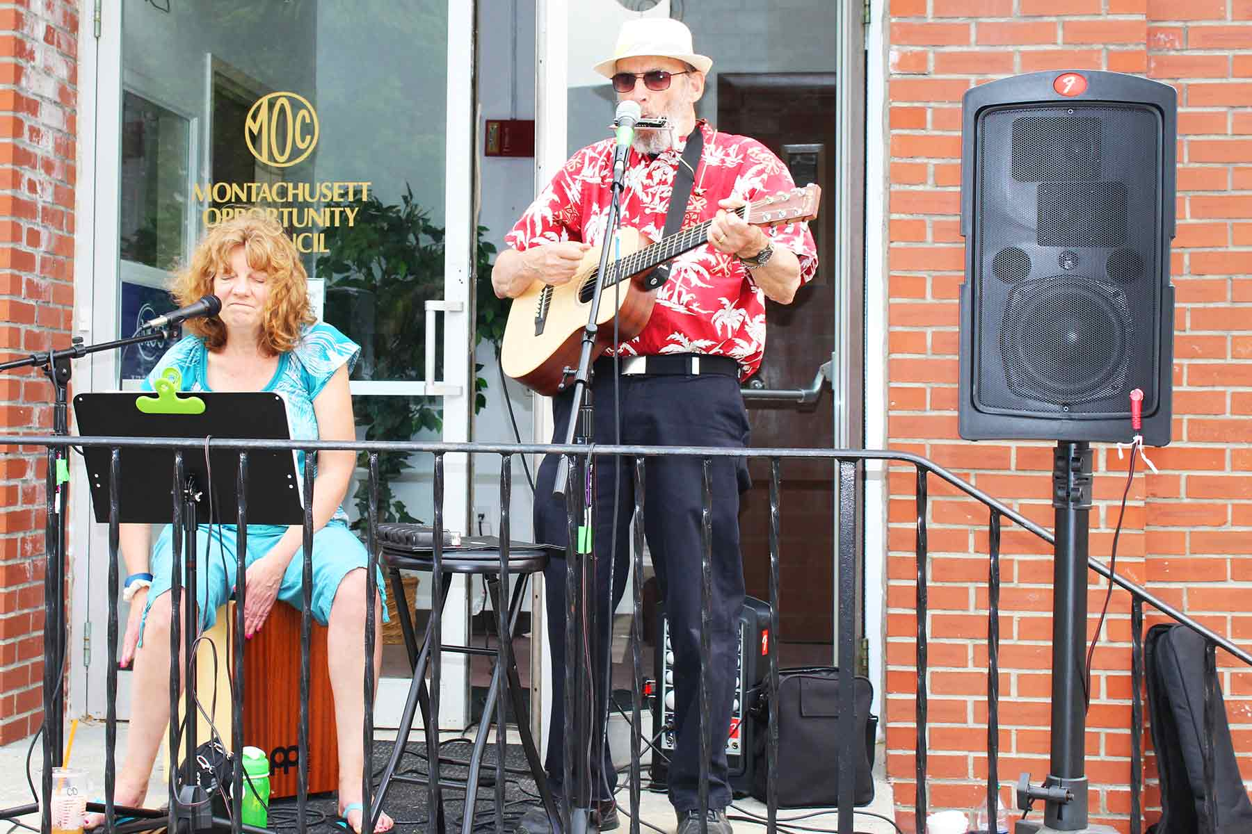 FITCHBURG -- This Saturday, after the annual North of Main cleanup, the neighborhood will host the first Fitchburg Porchfest, a series of outdoor performances by local bands available to anyone and everyone...   Read more here!