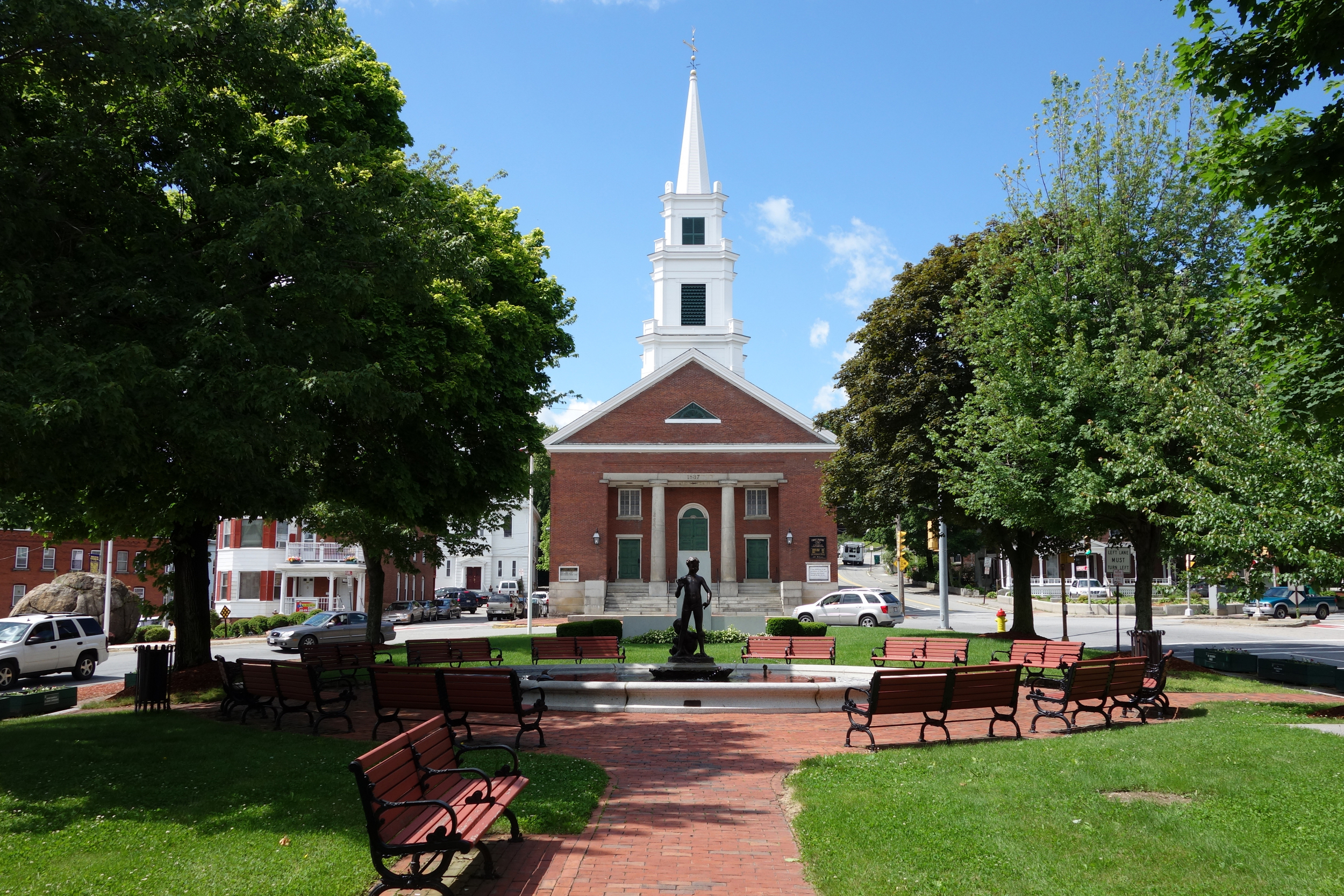 FITCHBURG -- The City Council last week accepted more than $65,000 in grant funds to help make the city a safer, more environmentally responsible place...   Read more here!
