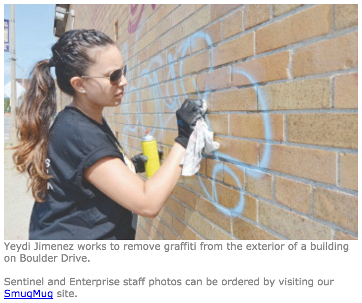 """FITCHBURG -- Sporting black T-shirts with the logo """"We Love Our City,"""" more than 300 volunteers spread out across Wards 4 and 5 for some much-needed housekeeping on Saturday morning...   Read more here!"""