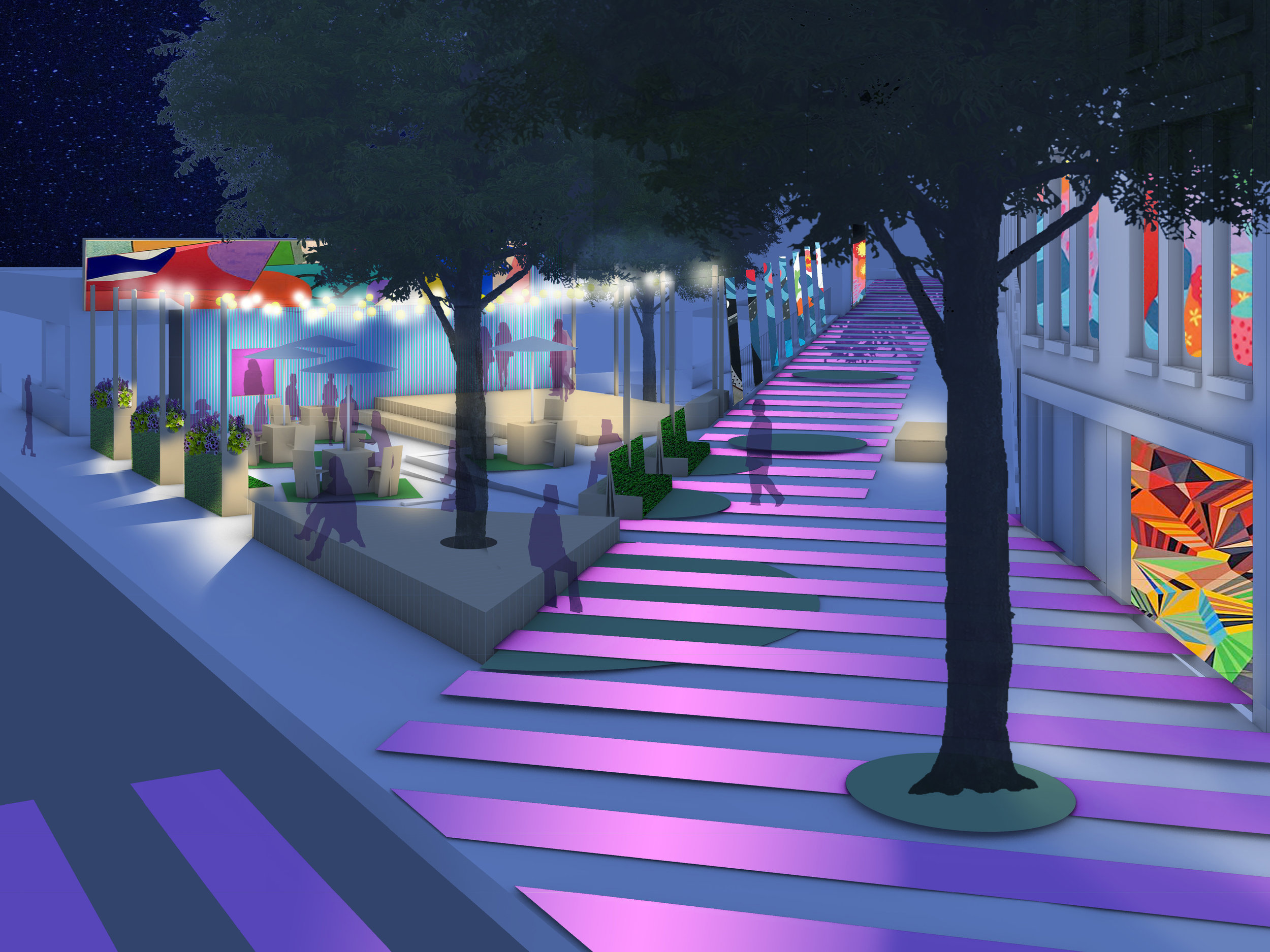 Mill Street - Design Concept