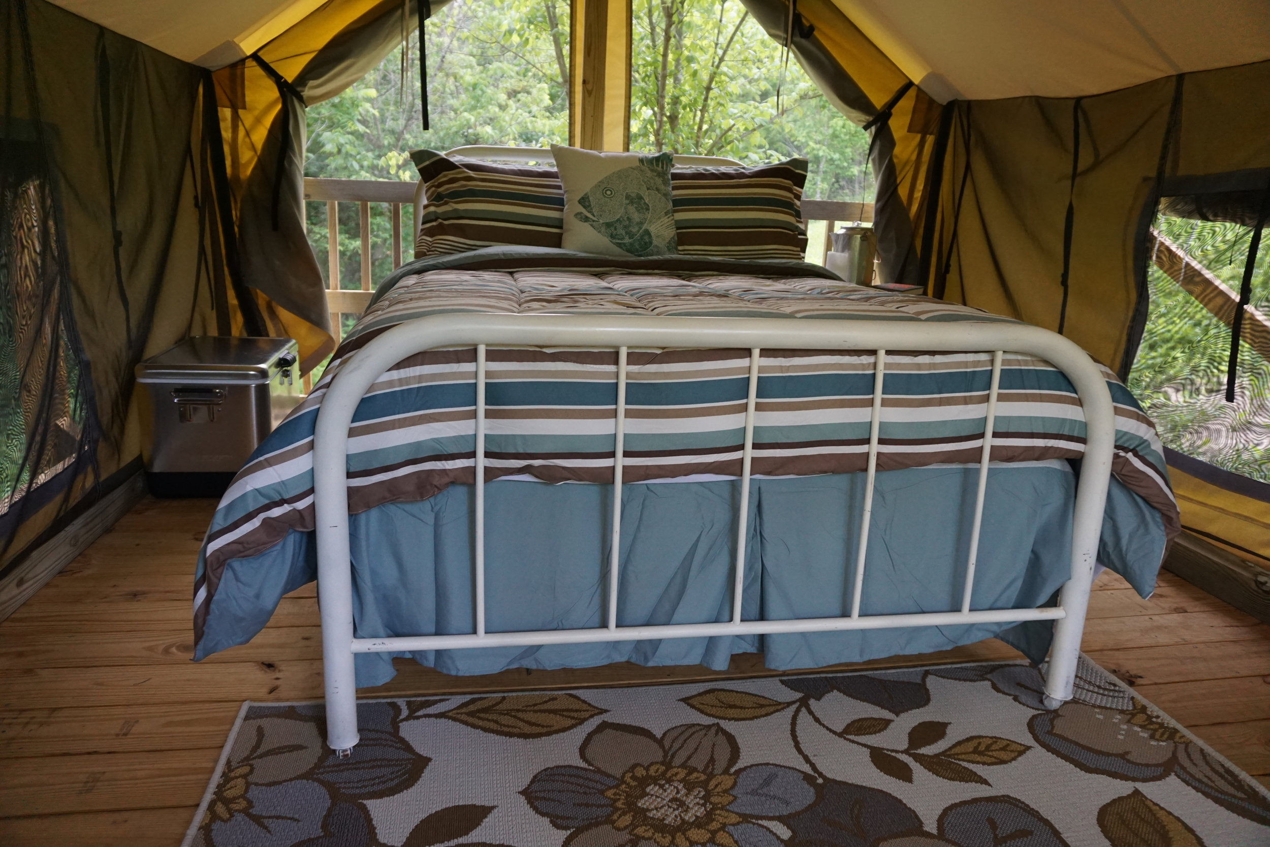Tent Cabin One