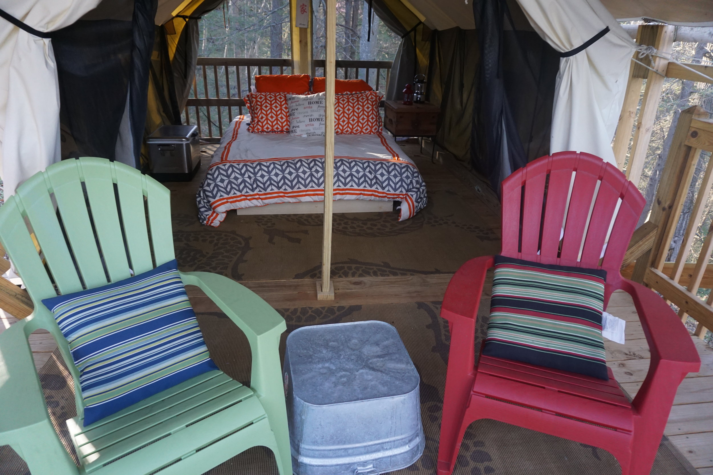 Tent Cabin Two