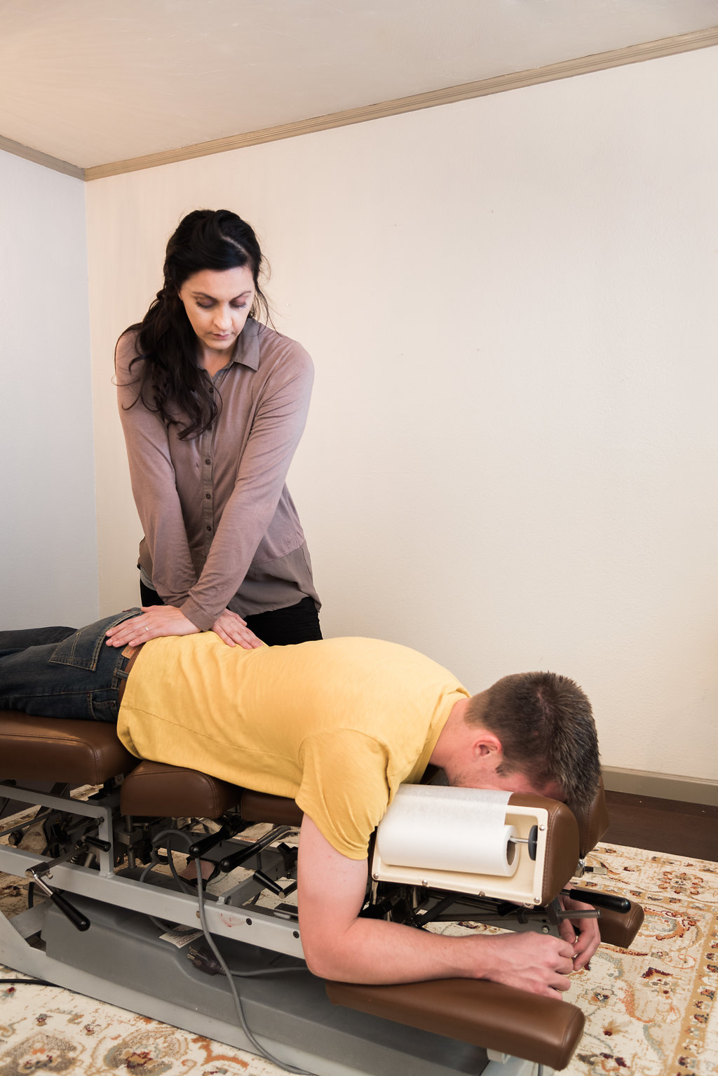 Adults   Getting your spine adjusted is healthy for your body. Your energy level and life expression is directly related to the movement of your spine. We understand life is full of healthy decisions to be made. However, if your brain and body is not communicating at 100% then all that exercise and organic food is not being processed at 100%. The nervous system controls every other system in the body. With hard labor jobs or sitting at a desk all day, our spine and nervous system can be bombarded with may challenges. Your body is intelligent and normally able to adapt to issues that occur, but sometimes it faces so many challenges it can create that perfect storm resulting in less life expression and or symptoms. The Grass Valley weather allows for lots of fun outside and we want to keep you healthy so you can enjoy life.