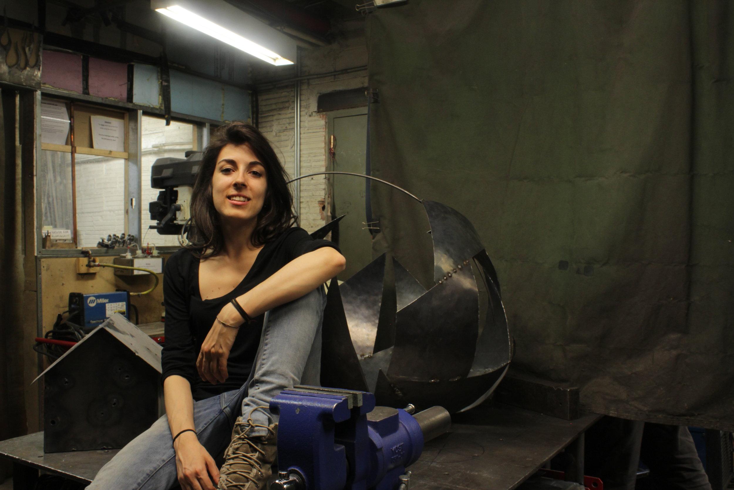 - 7Tracks: Bruna D'AlessandroIntrview by Martina Tiberti5 Maggio 2015