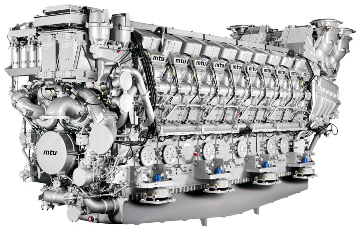 - MTU Series 8000The latest and largest diesel engine series created by the factory today has been developed for large Megayachts and for use in the commercial application.Together with MTU, we are very proud to have had the tremendous opportunity to assist and support the services and repairs for the 20V 8000 M70 series for the Hawaii Super Ferry.