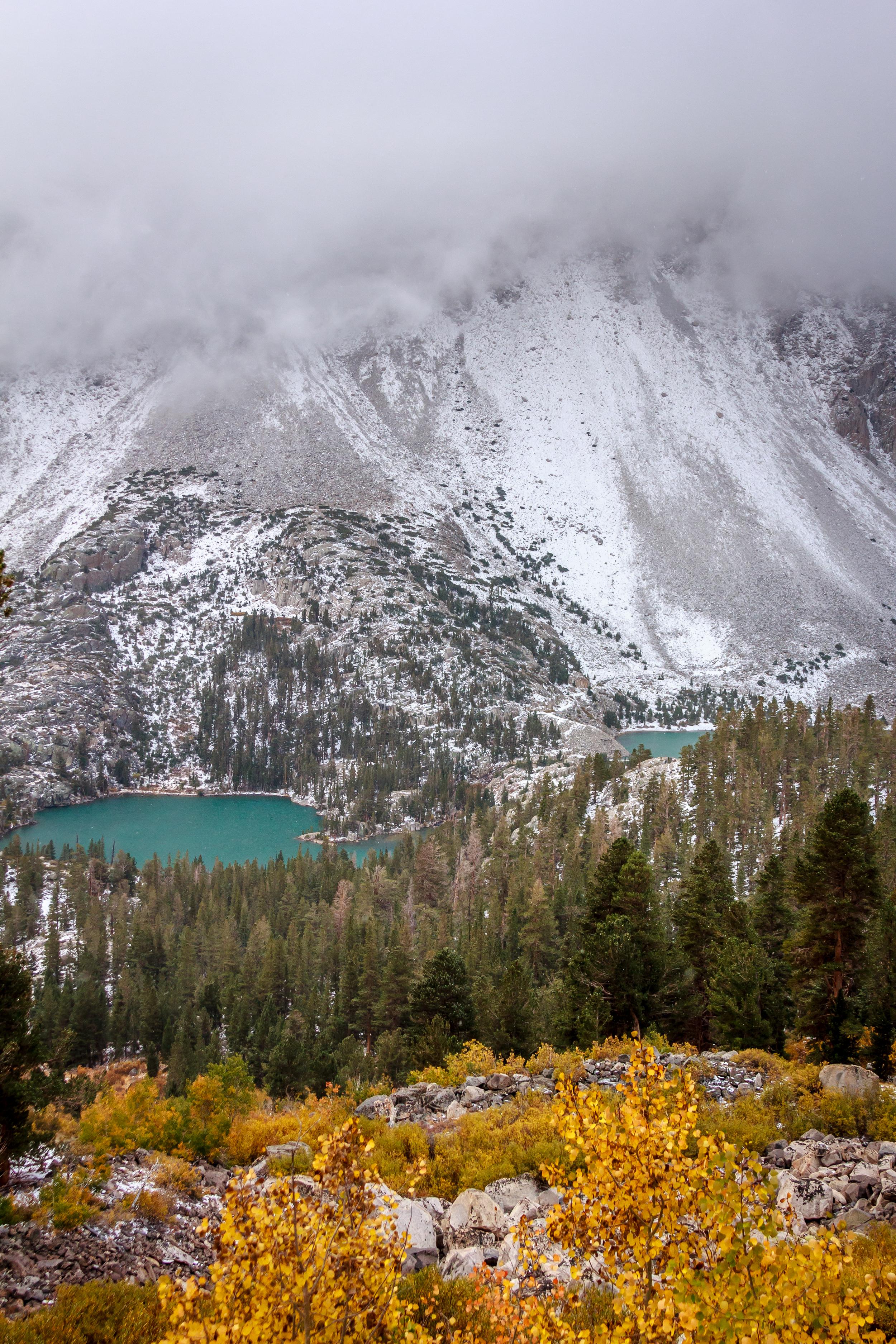 Fall in the Sierra Nevadas