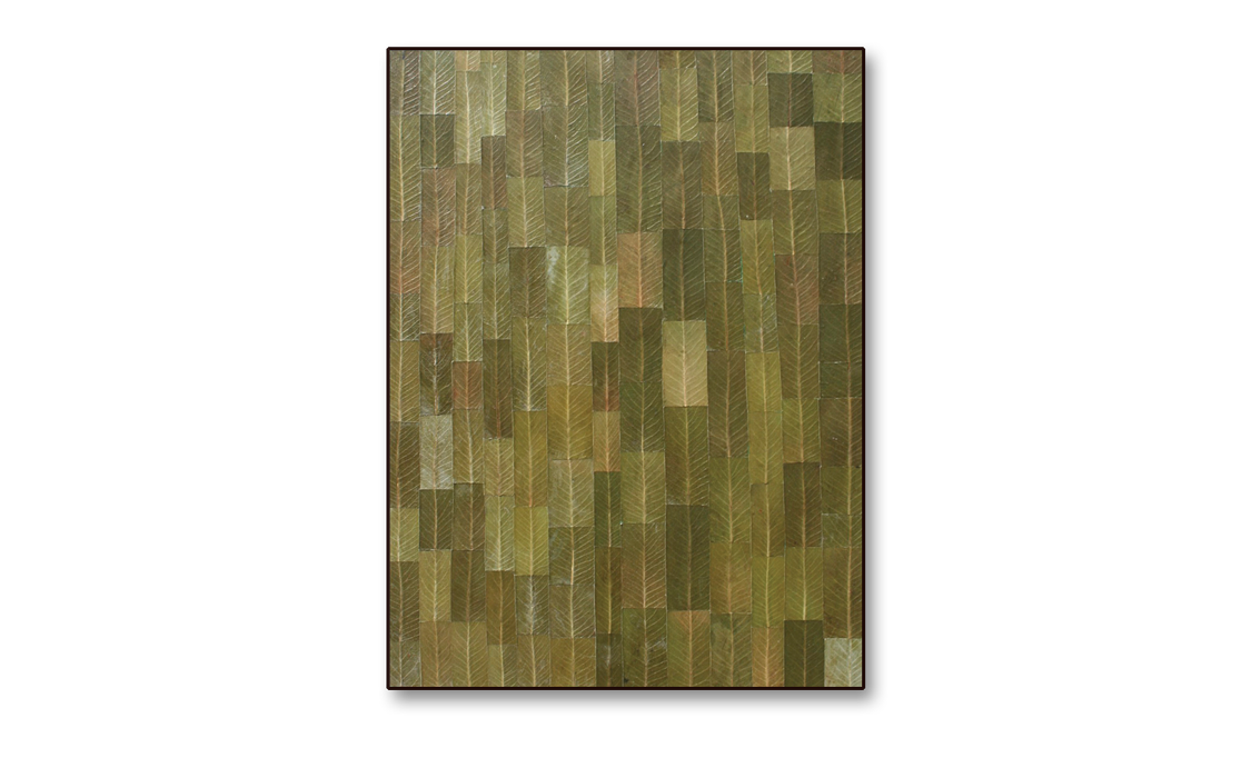 Textured 'Painting' Leaves No. 2