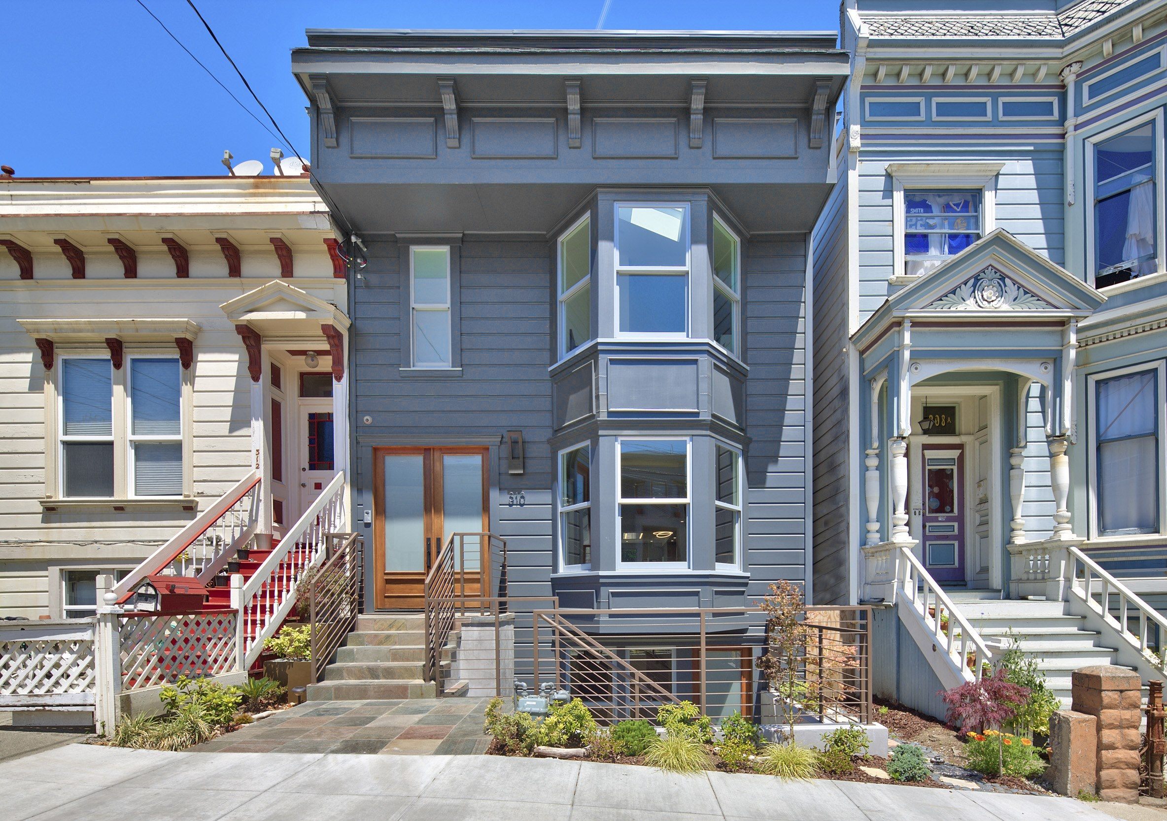 The home in San Francisco