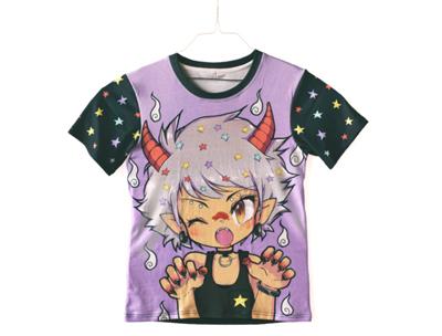 The new Chibi Demon design.