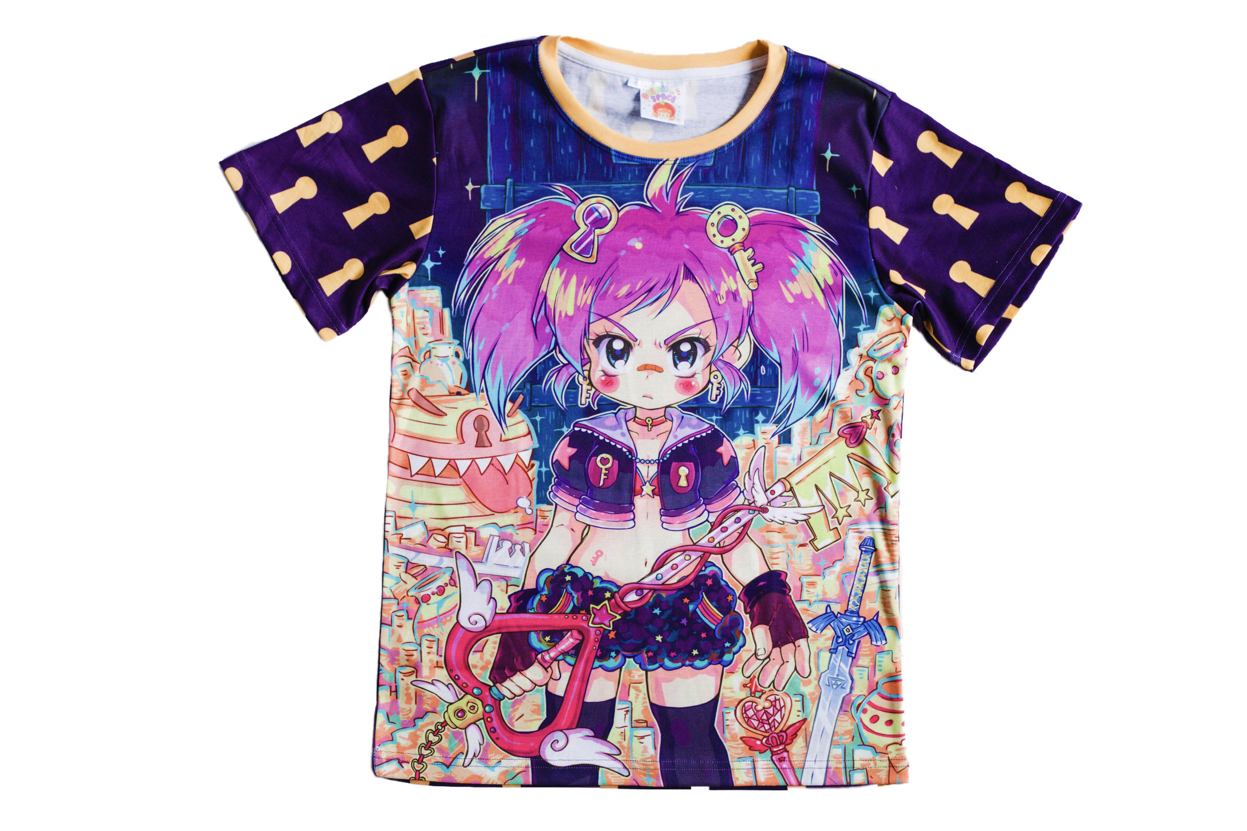 Kawaii_key_tee_front copy 1.jpg