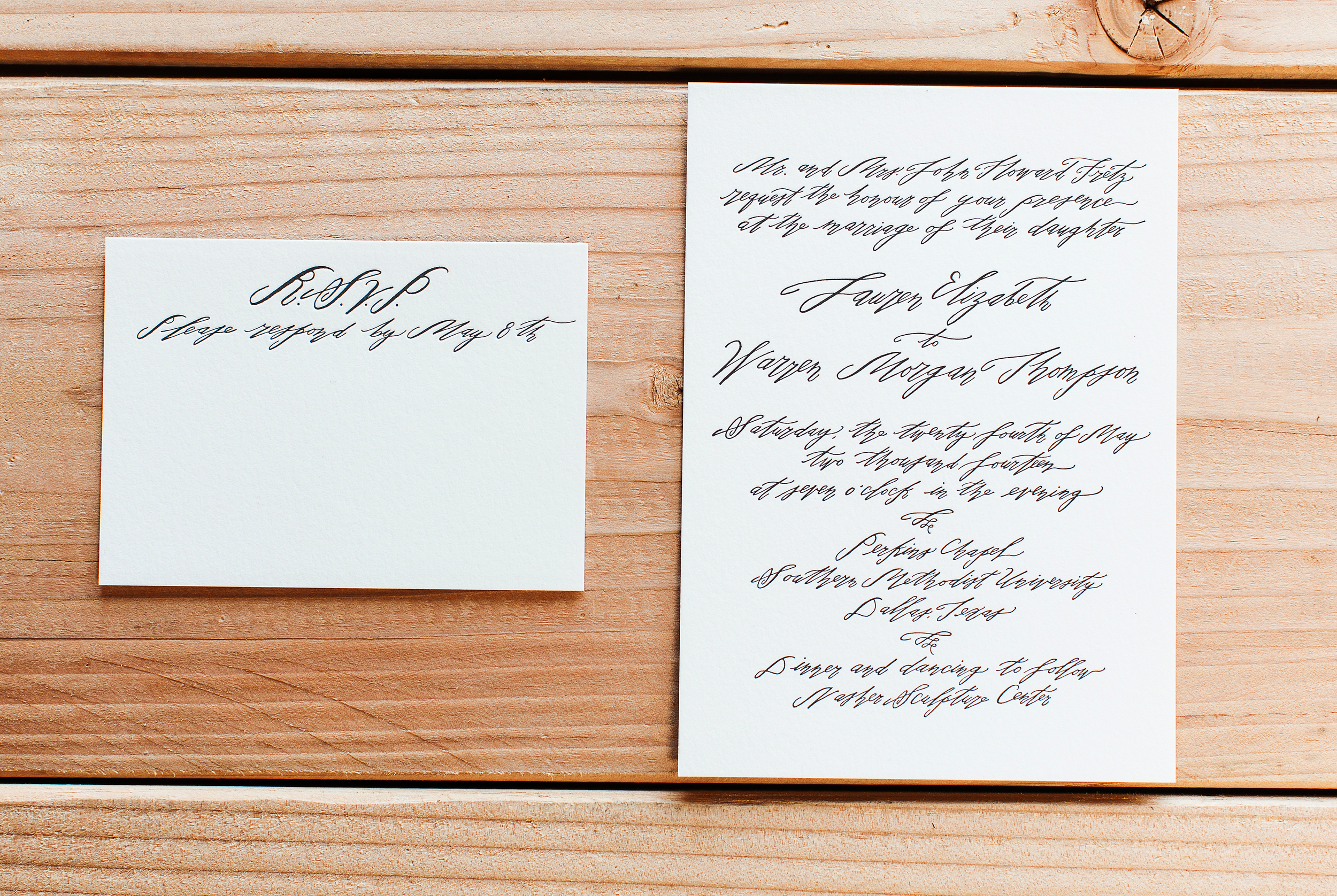 Betsy Dunlap Calligraphy
