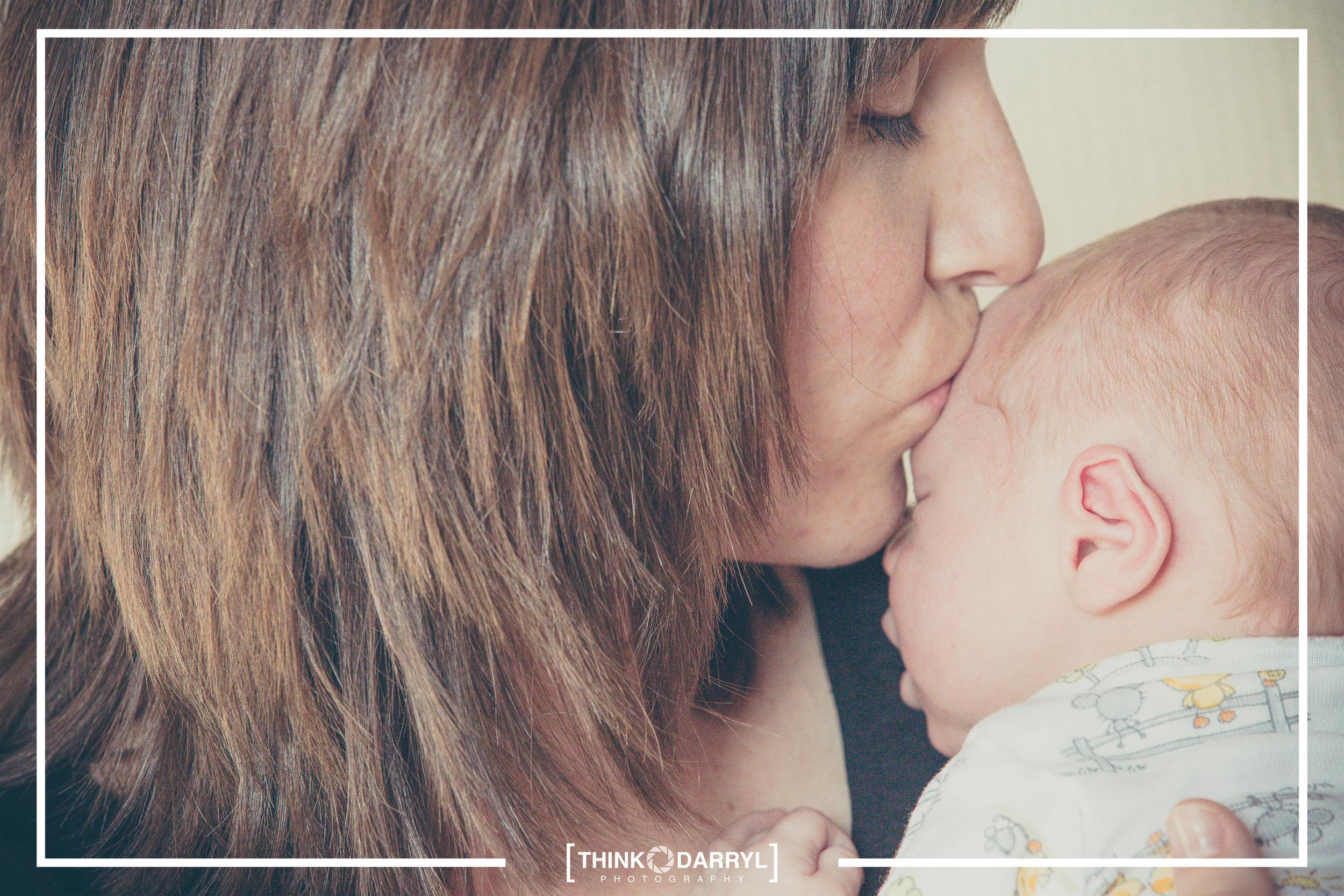 Evans Family | Think Darryl Photography - Denver Newborn Photographer