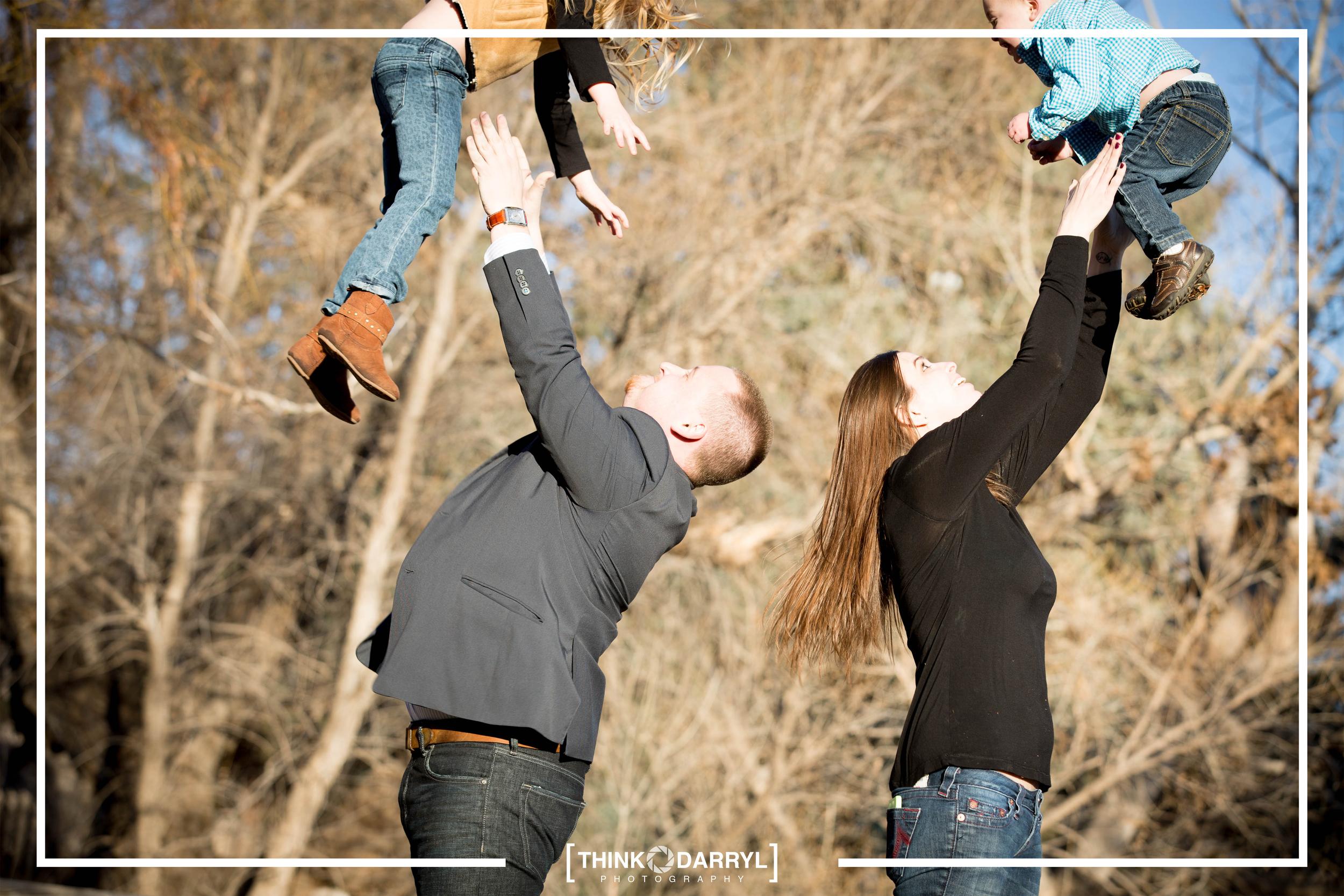 Conley Family | Think Darryl Photography - Denver FamilyPhotographer