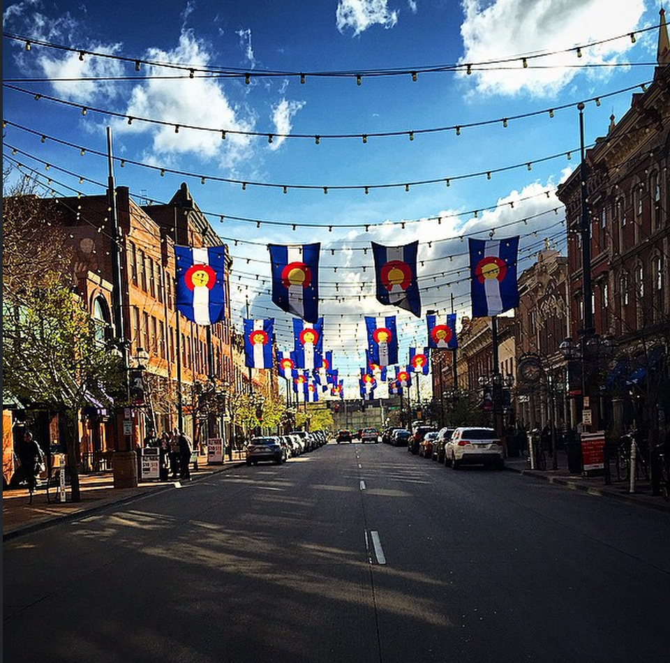 Larimer St. // Downtown Denver