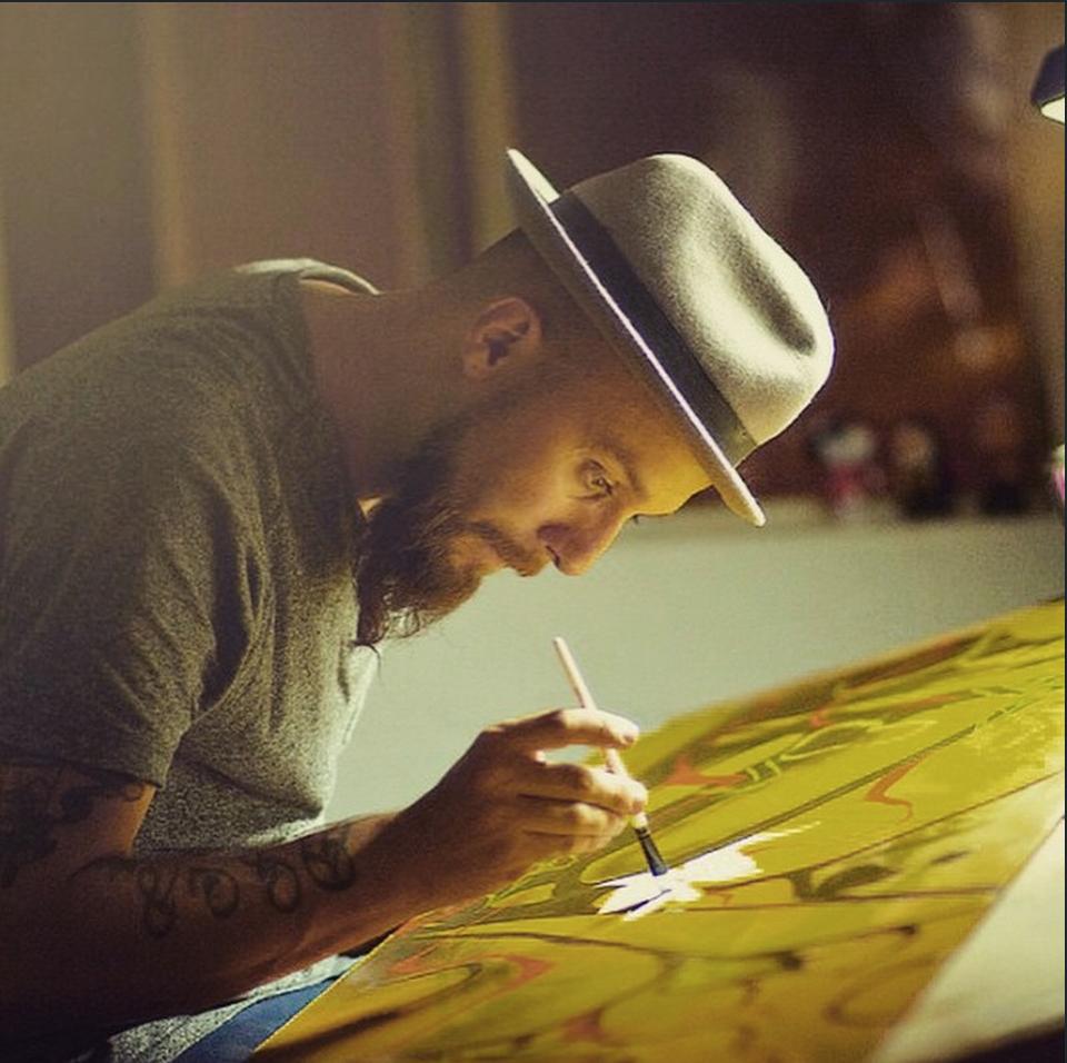 "Denver artist ""Jolt"" exemplifies the positive power that art, and even graffiti art, can have on communities."