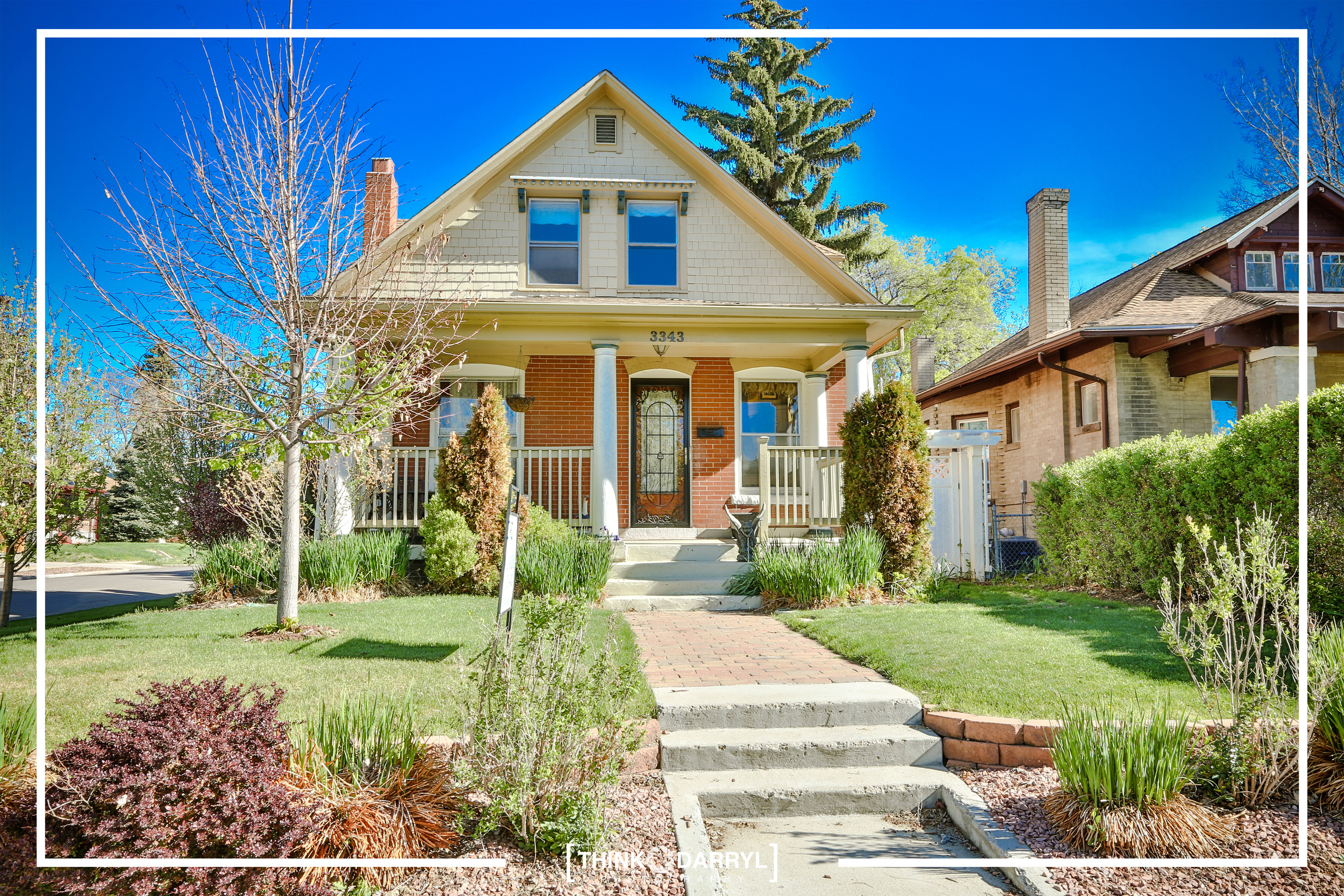 3343 W 26th Ave | Denver's Real Estate Photographer