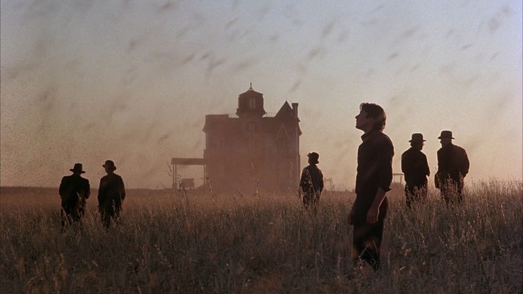Days of Heaven (1976) Dir. Terrence Malick DP.  Néstor Almendros