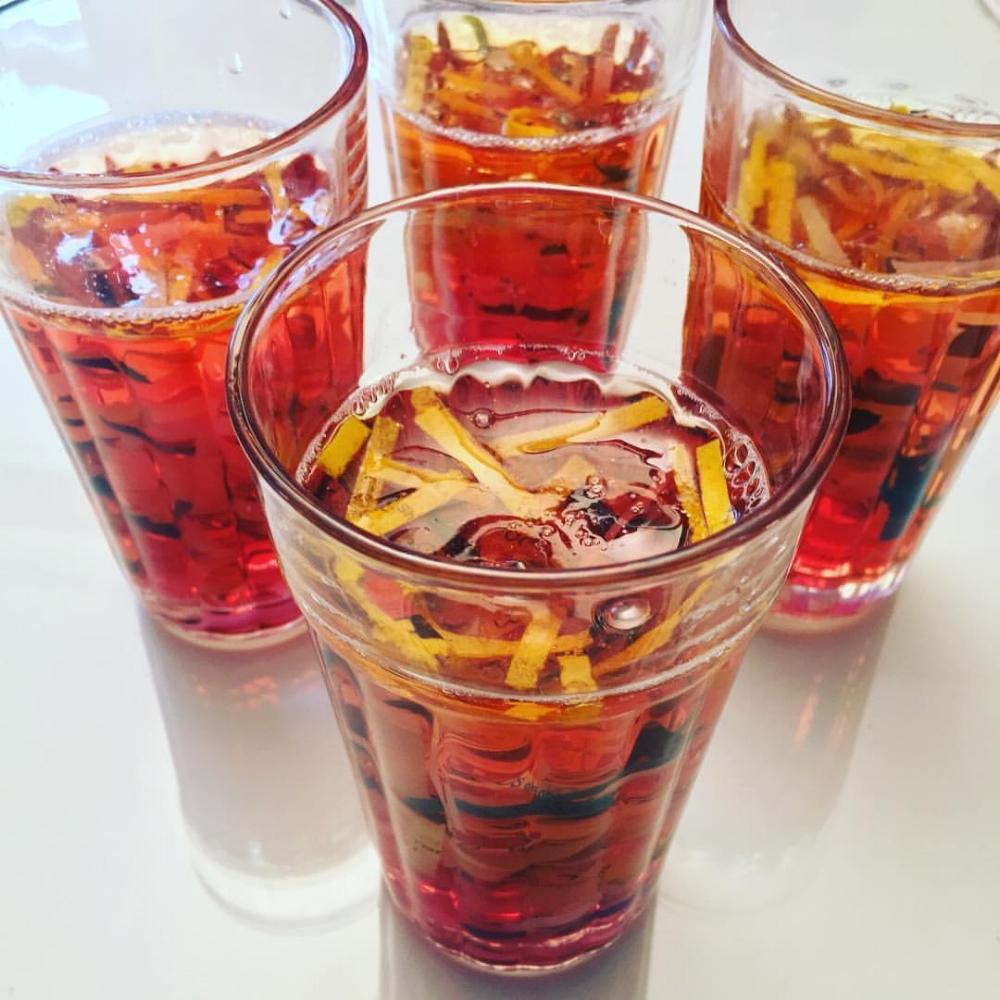 Drink your media_glass, gelatin, glycerin, social media pulp_©2016kristenmwatson.jpg