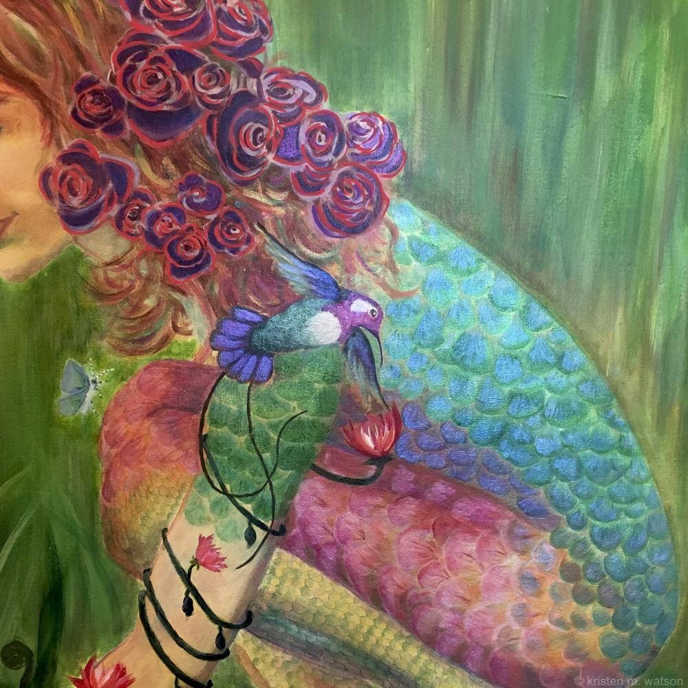 Vivian Portrait_shoulder2_2018_40x40x1.5 in_acrylic on canvas_©2018 kristen m. watson art studio, LLC.jpg
