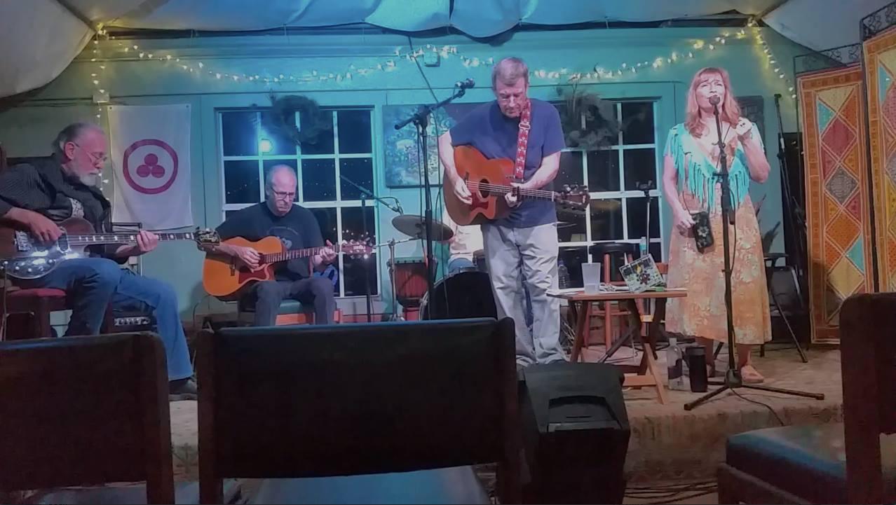 The Joe Milligan Project at Sacred Lands, St Petersburg, FL June 15, 2018