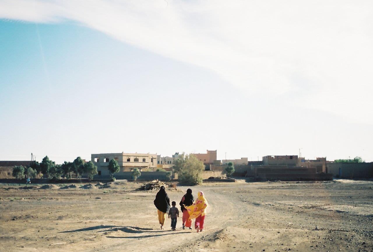 Los pueblos remotos de Merzouga | Foto: Maria Larreina
