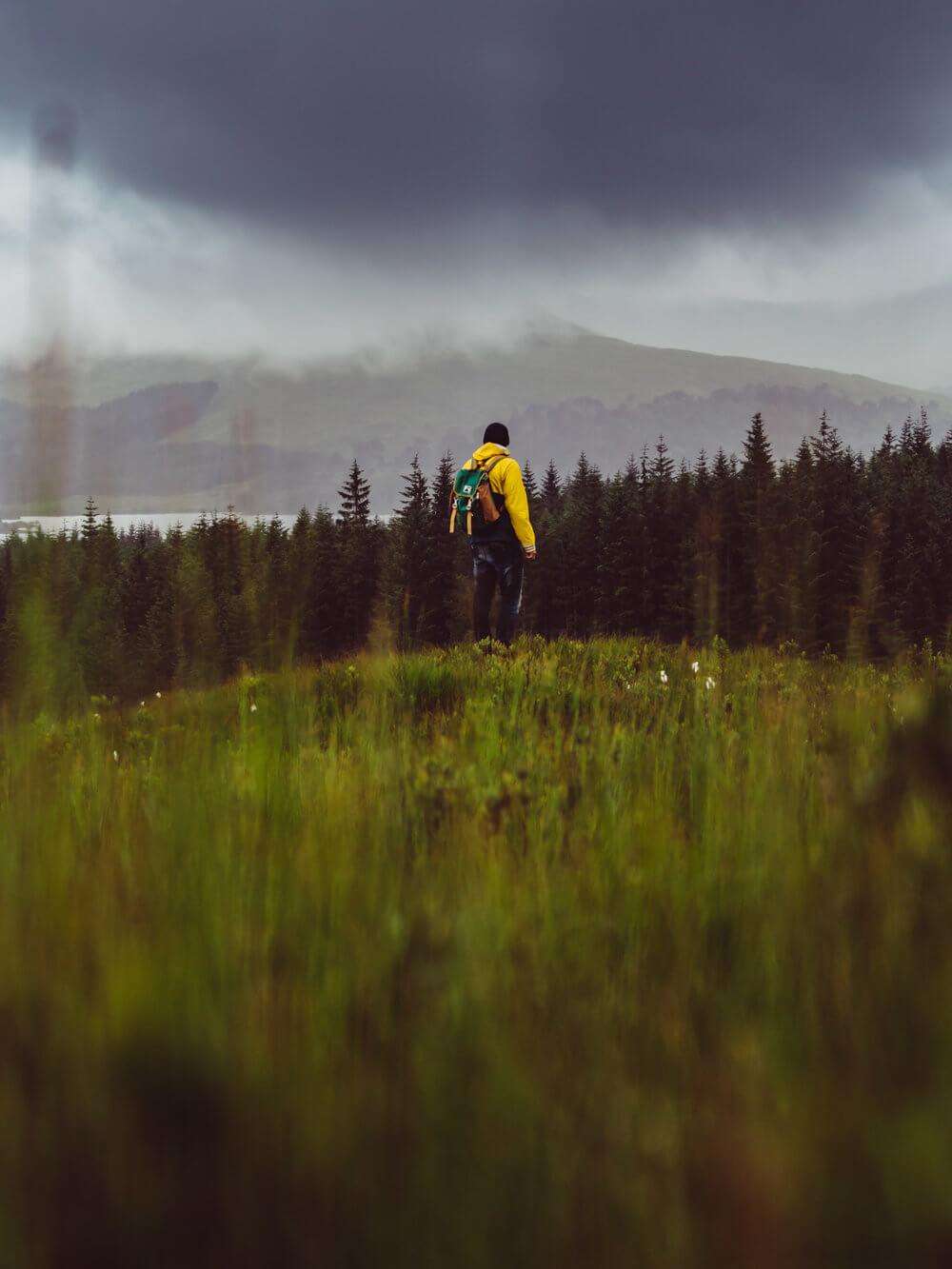 Roadtrip en autocaravana por Escocia | Foto: Álvaro Sanz