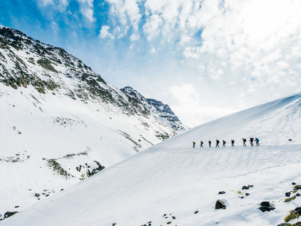 Trekking por el Atlas marroquí | Foto: Álvaro Sanz