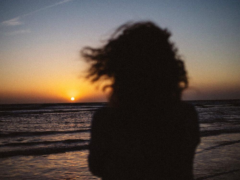 Observando la puesta de sol de Essaouira | Foto: Álvaro Sanz