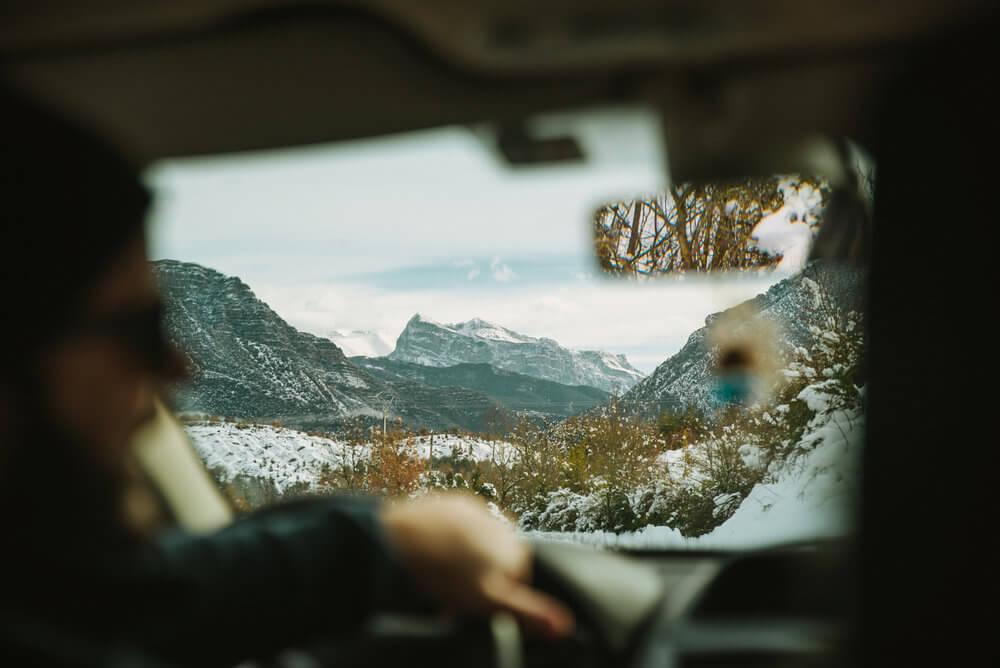 Roadtrip en el Monte Perdido | Foto: Víctor Hugo Espejo
