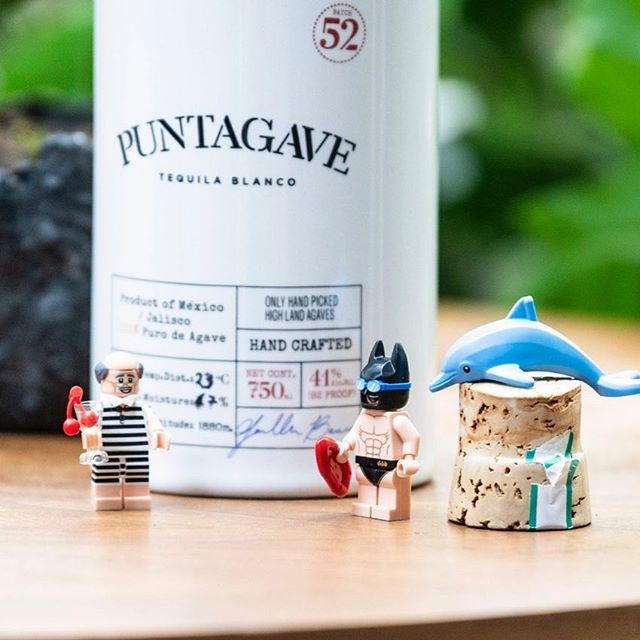 Summer squad. By @juliosanaz . . . . #summervibes #tgif #tequila #mezcal #agavespirits #agavelove #puntagave #craftspirits #crafttequila #salud #drinks #cocktail #smallbatch #lego