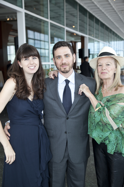 Alyson, Joseph and Ellen