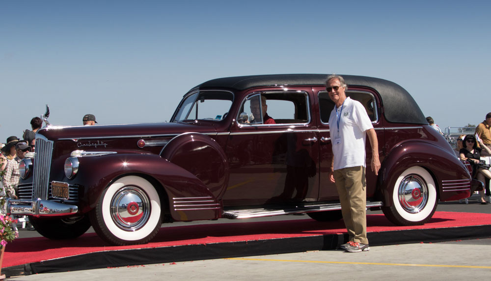Class V: Closed Classic Packard, 1925-1948 (CCCA)