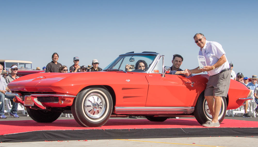 Class XVI: Corvette, 1955-1967