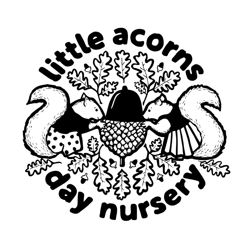 nursery logo design