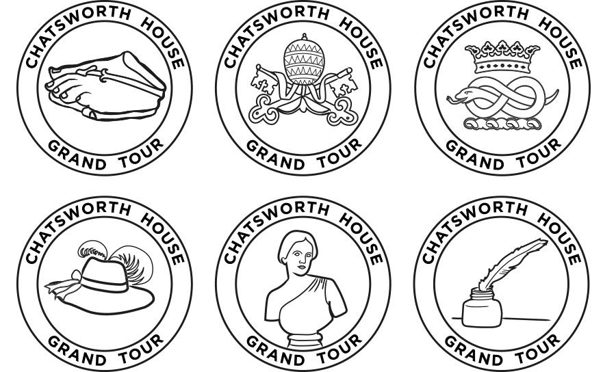 Embosser stamp designs