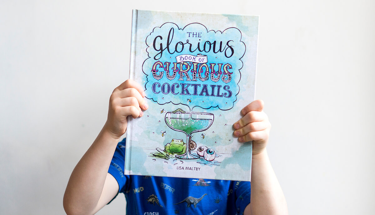 The Glorious Book of Curious Cokctails