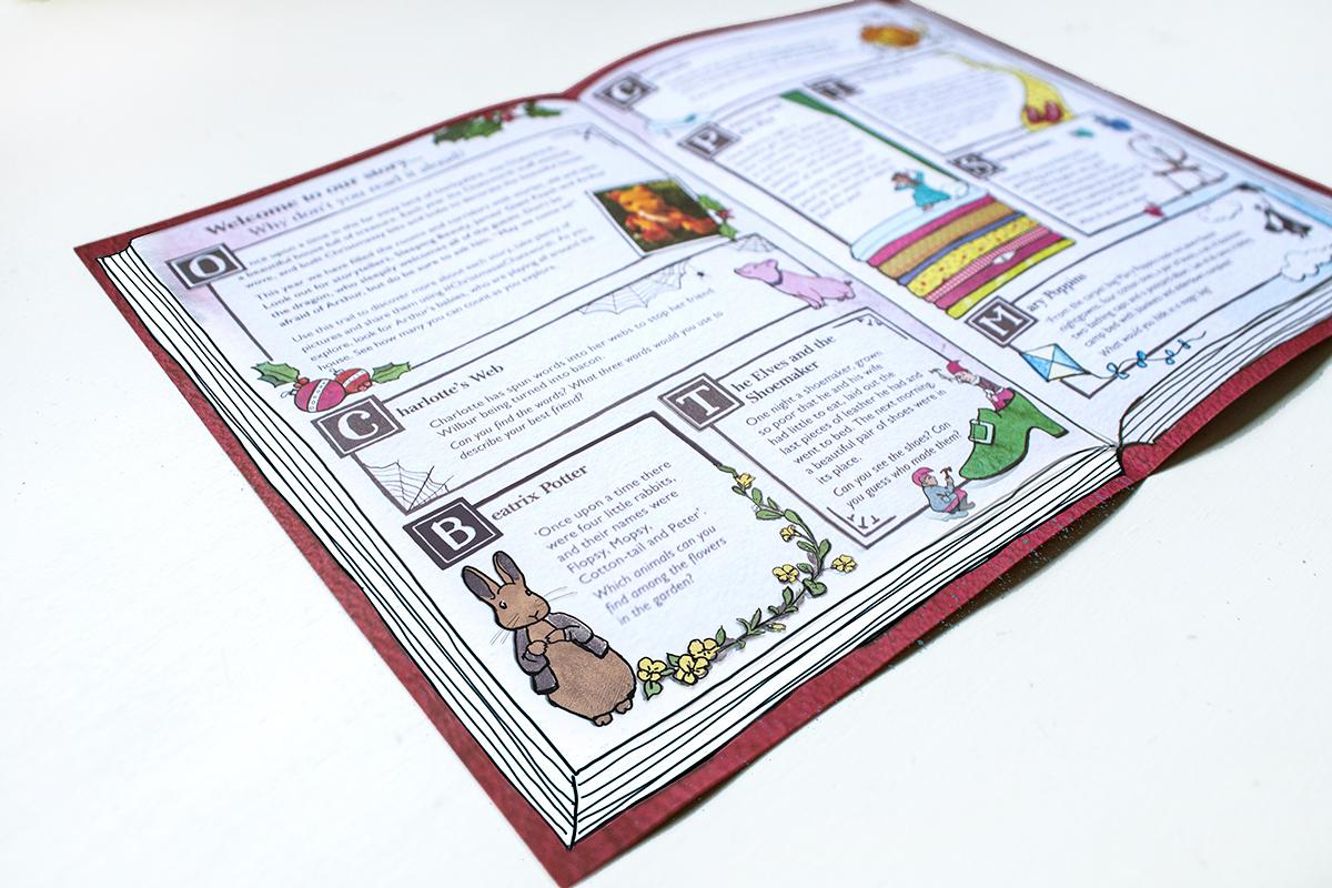 chatsworth xmas leaflet inner