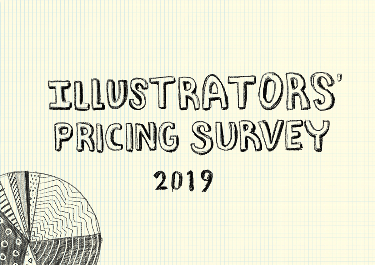 illustration pricing survey.