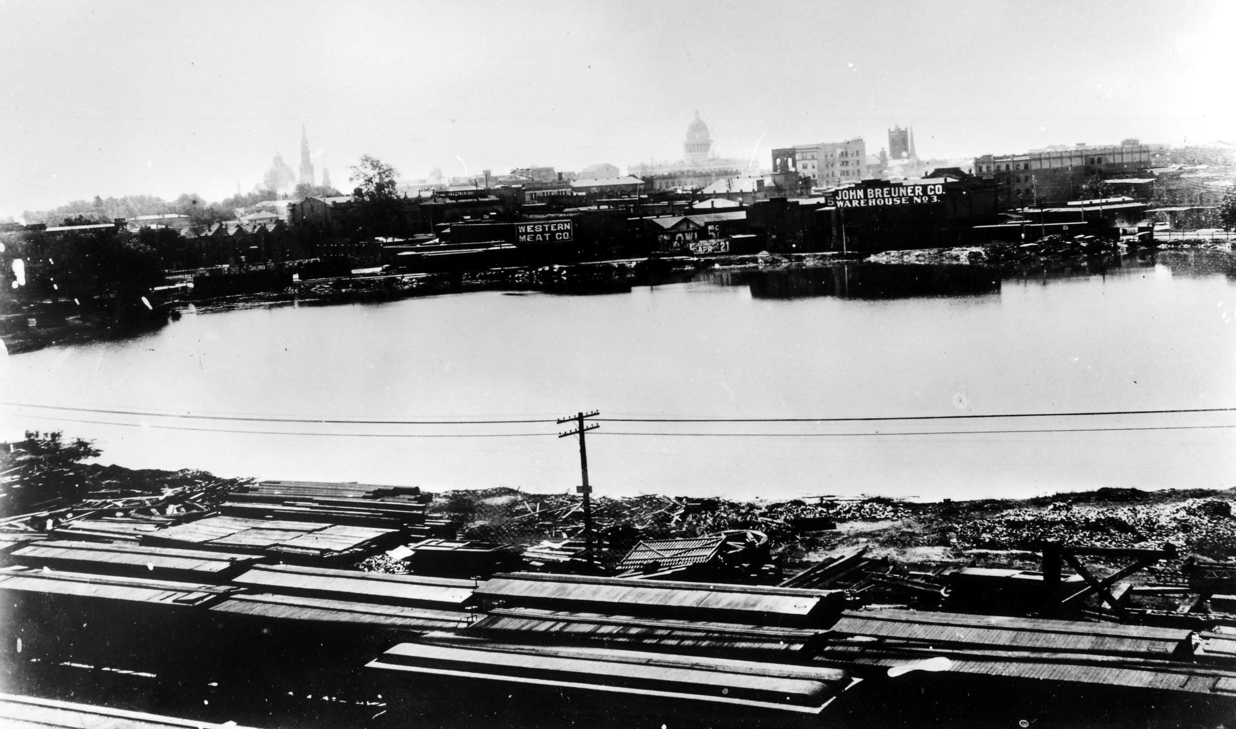 China Slough-Lake Sutter 1906.JPG
