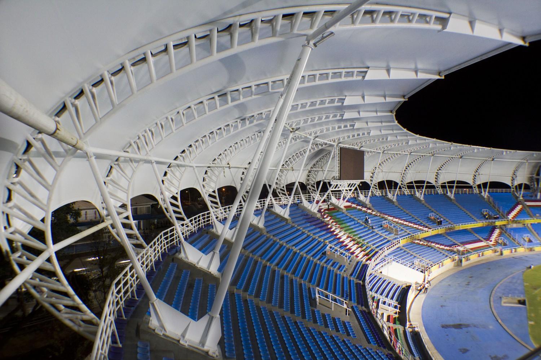 Pascual Guerrero Stadium. Cali Colombia