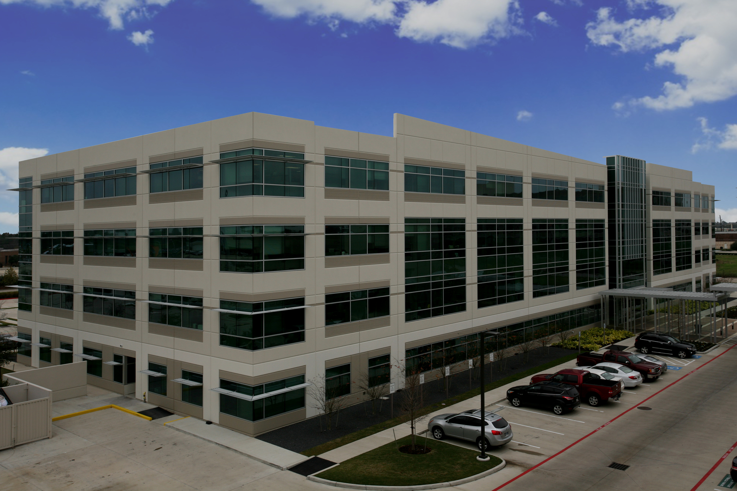 Westgate Transwestern. Project designed and managed by Oscar Valdez working at Haynes Whaley Associates