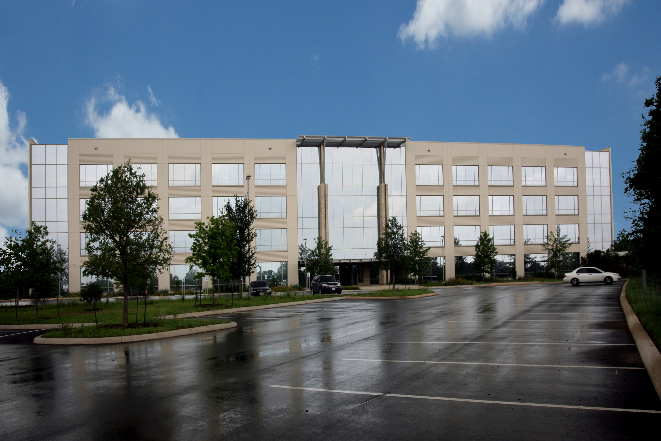 La Cantera West Ridge South.  Proyect designed and managed by Oscar Valdez working at Haynes Whaley Associates.