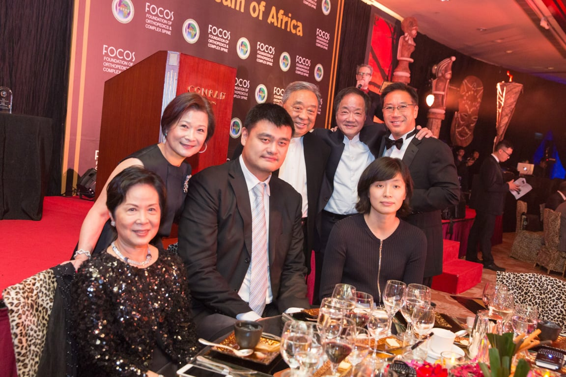 Yao, his wife and table.jpg