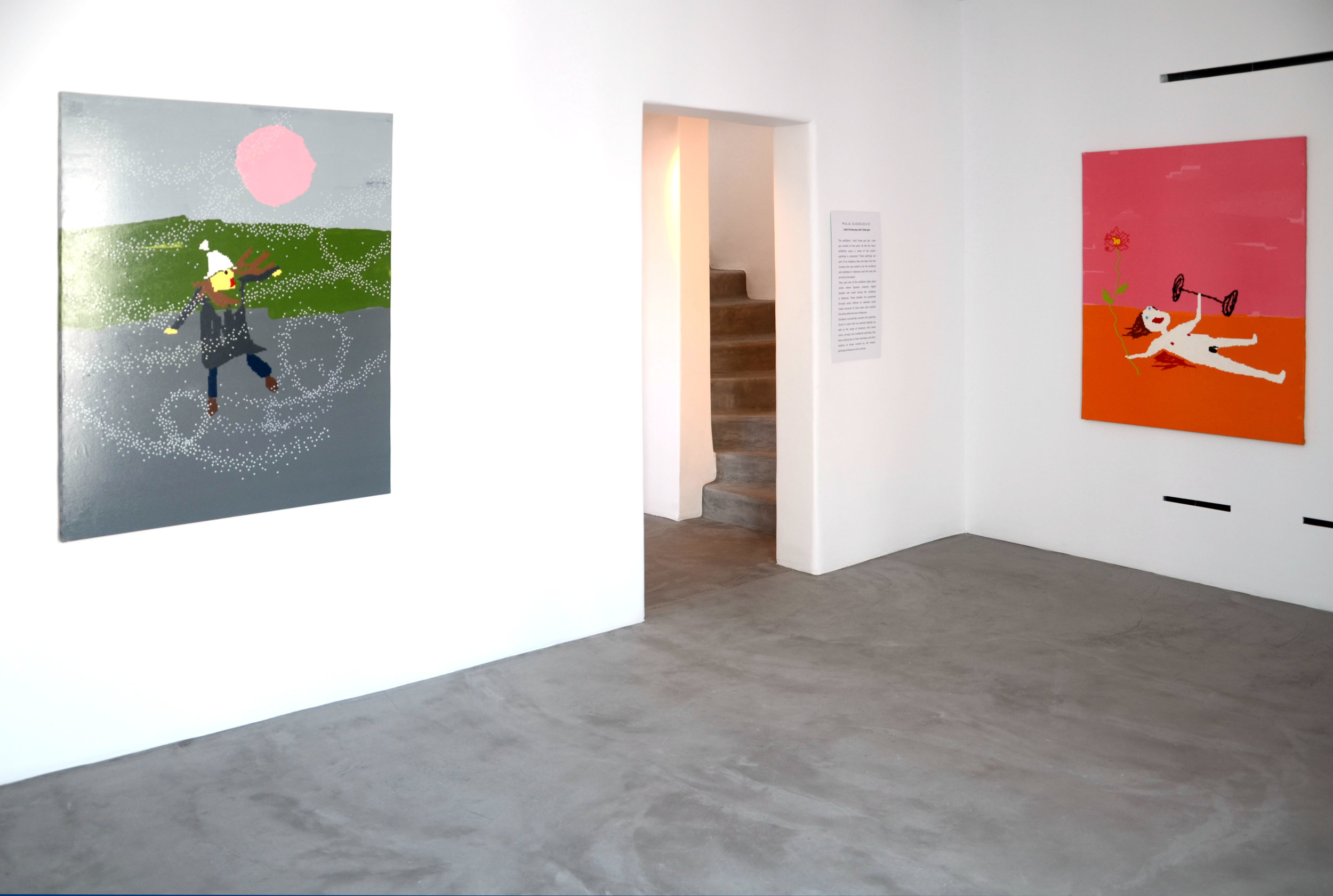 Maja Djordjevic_Installation view (I don't know you, but I love you)_2015_3 copy.jpg