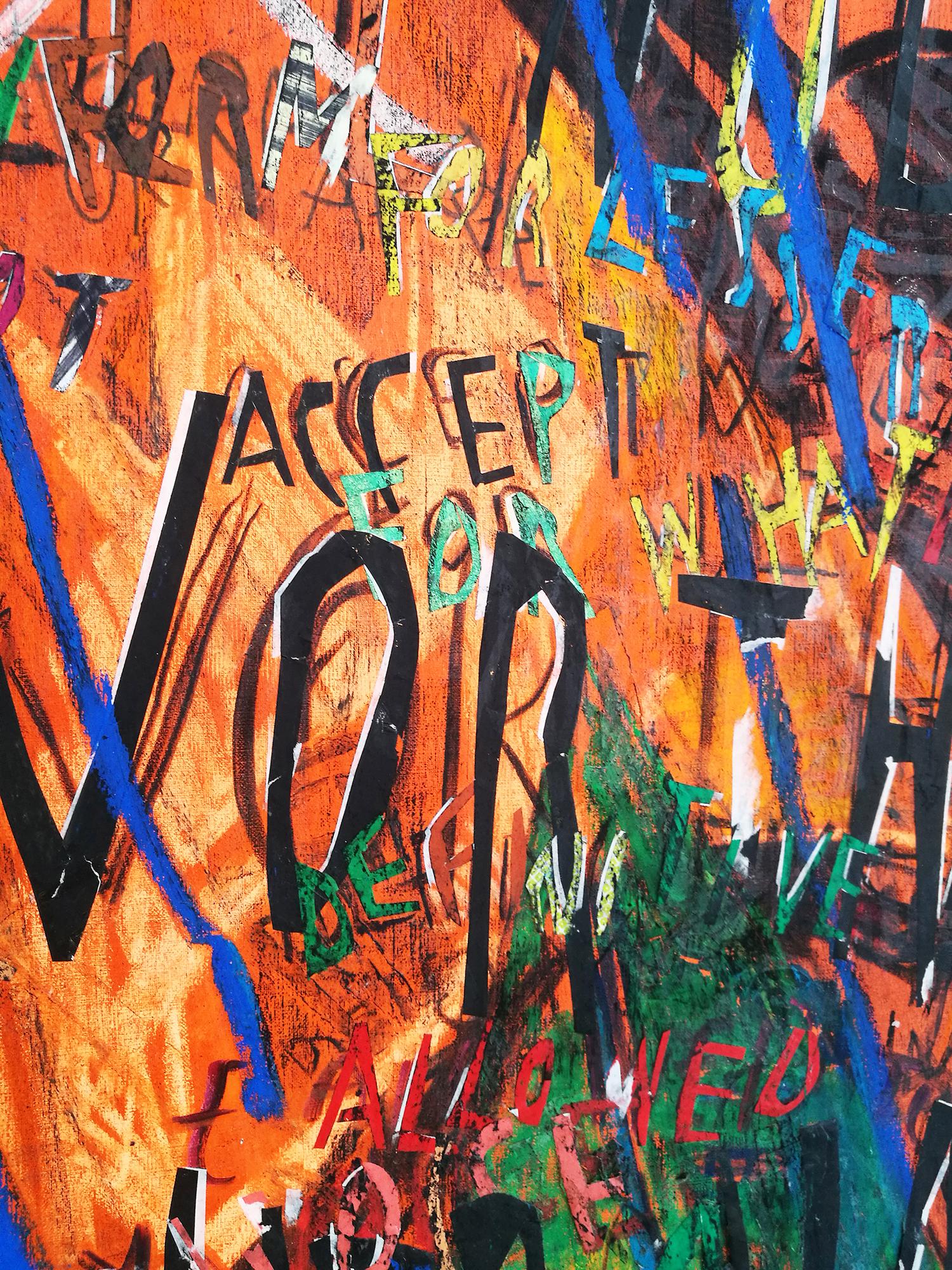 Despina Stokou_RGB affirmations (orange)_Oil and mixed media collage on canvas_123 x 91cm _2018_detailshot2.jpg